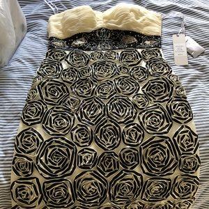 She Wong Strapless Dress